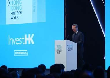 Hong Kong Fintech Week 2019 1