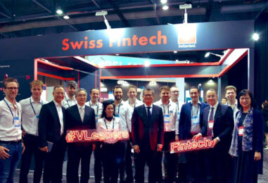 Switzerland Showcases Excellence in Fintech with 10 Top Fintech Startups' Roadshow in Hong Kong and Shenzhen