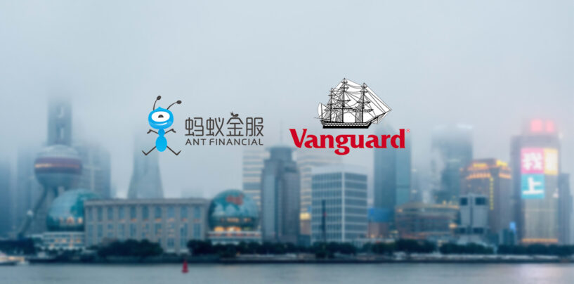 Ant Financial and US-Based Vanguard to Offer Investment Advisory for Retail Consumers