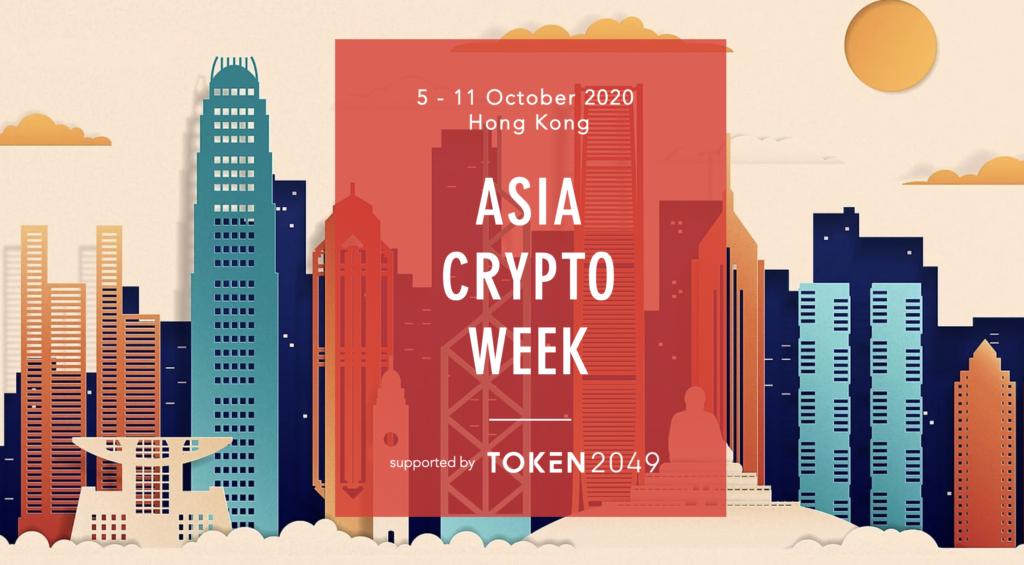 Asia crypto week2020