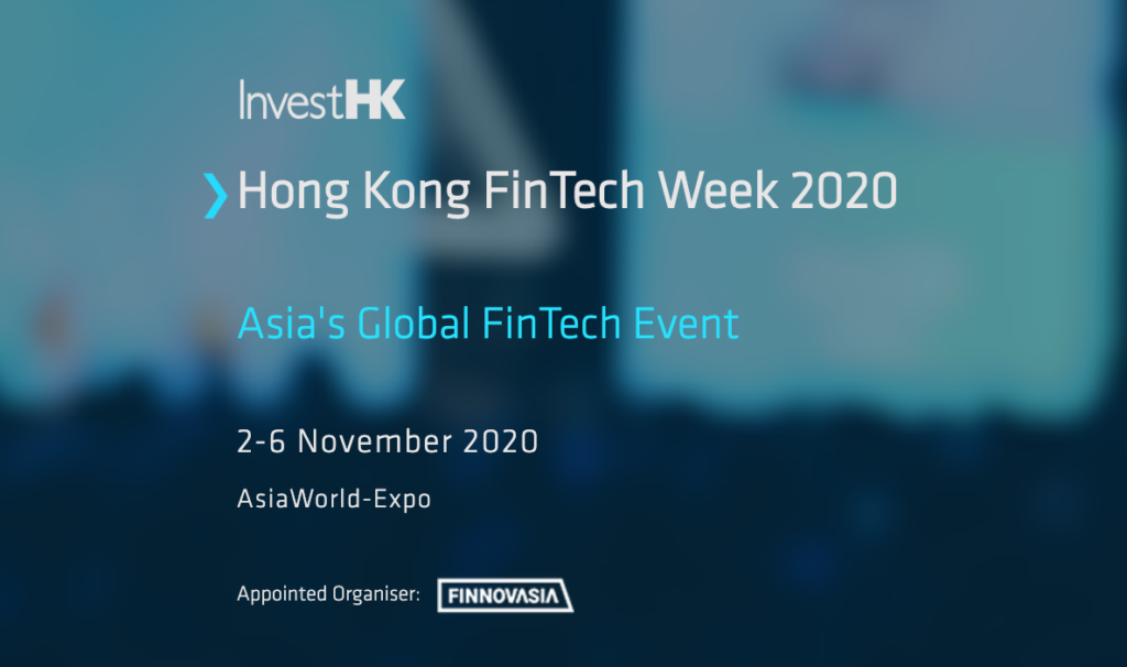 Hong Kong Fintech Week 2020