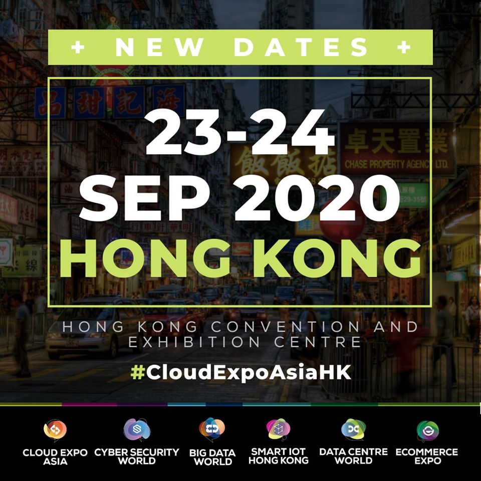 cloud expo asia hong kong