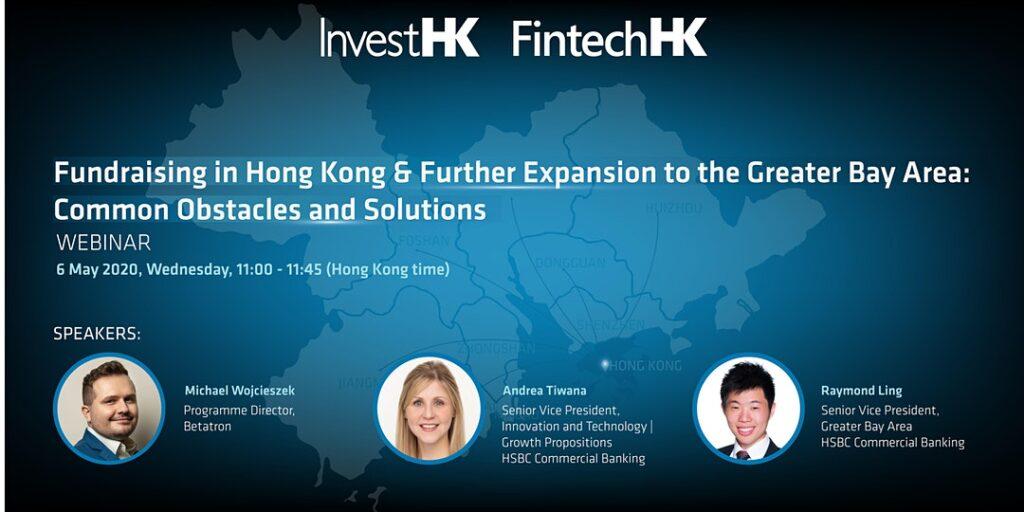fundraising in Hong kong