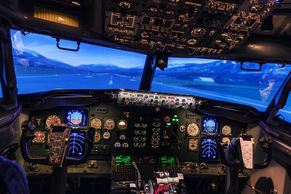 Flight-Simulation