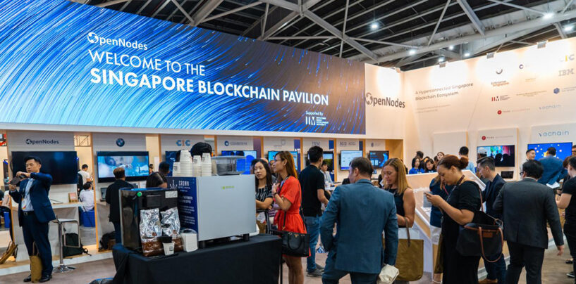 Tencent's WeBank to Support IMDA Backed Singapore Blockchain Accelerator