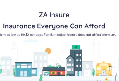 Virtual Bank Operator ZA Receives Digital Insurance License with Premiums Starting At HK$2