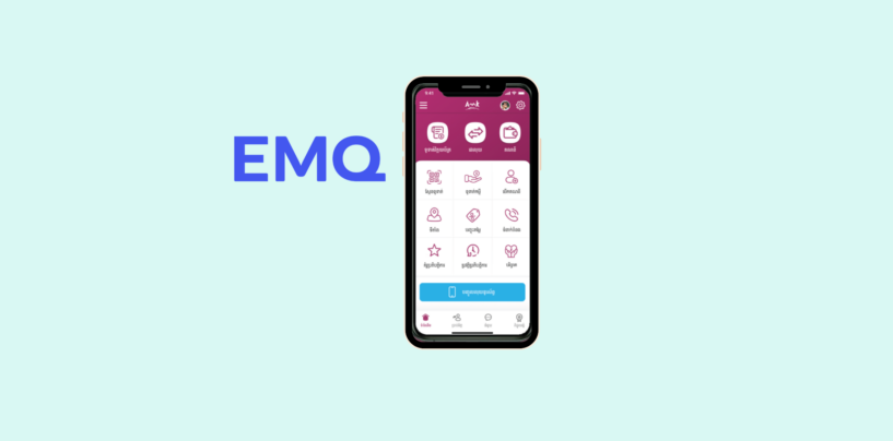 EMQ Bags Remittance Partnership in Cambodia with AMK