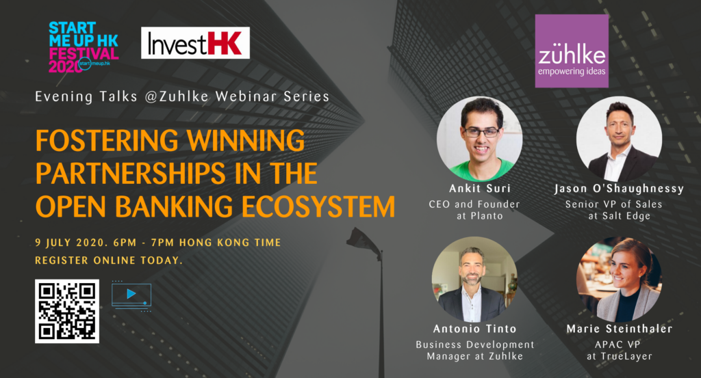 Fostering Winning Partnerships in the Open Banking Ecosystem