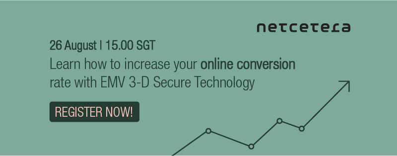 Increase your online conversion rate with EMV 3-D Secure Technology