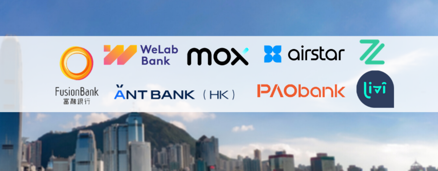 Hong Kong's Eight Virtual Banks: The Progress So Far