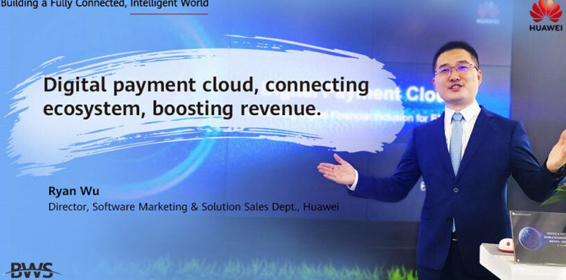 Huawei Launches Digital Payment Cloud Solution