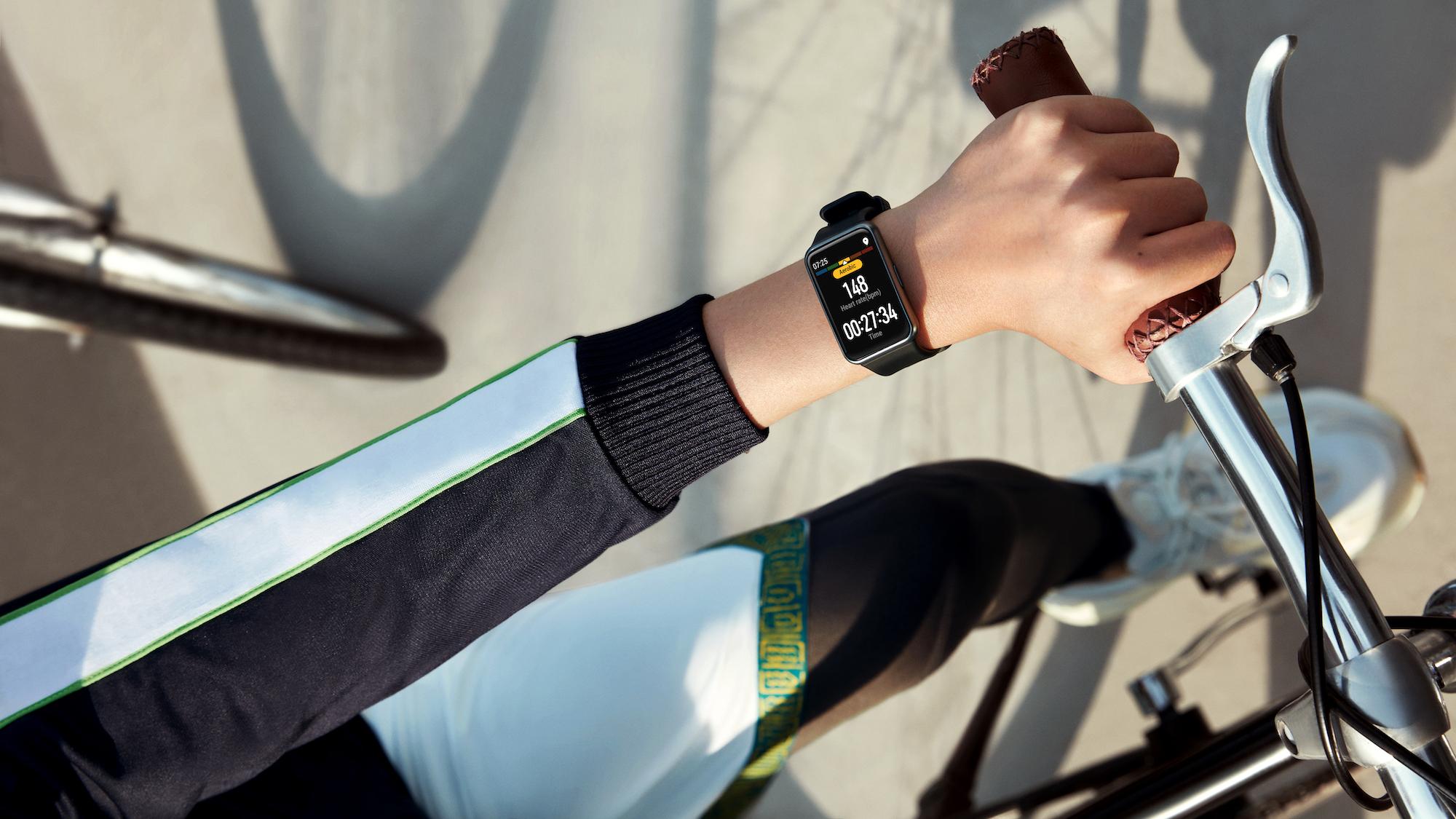 WatchFit, Huawei