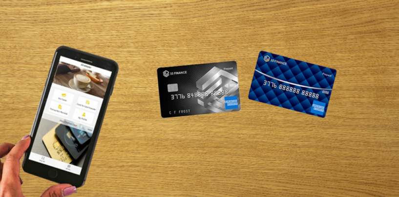 American Express Launched its First Prepaid Card in Hong Kong with 33 Finance