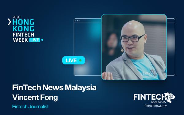 Hong Kong Fintech Week 2020 Vincent Fong