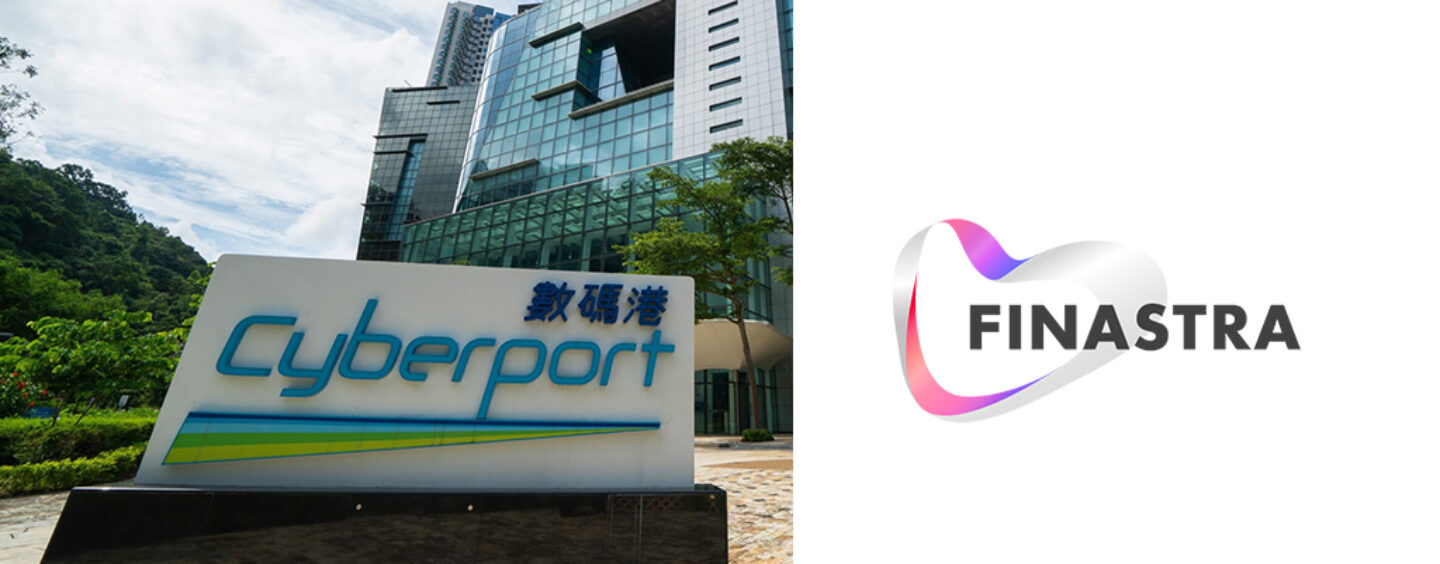Finastra Expands Its Reach With New Office at Cyberport Hong Kong