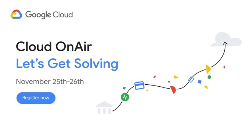Google Cloud webinar