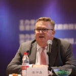 Mr Stephen Phillips Director-General of Investment Promotion at InvestHK Hong Kong FinTech Week 1.2 million