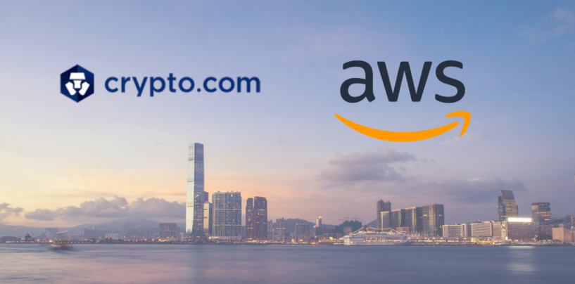 Crypto.com Picks AWS as Its Cloud Provider