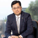 Eric Chan, Chief Public Mission Officer of Cyberport