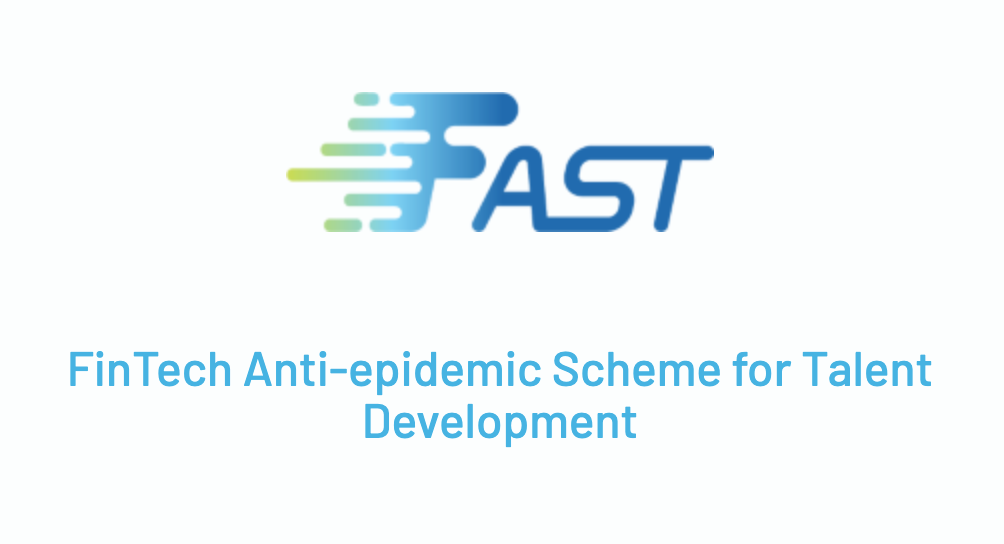 Fintech Anti-epidemic Scheme for Talent Development, via fast.cyberport.hk