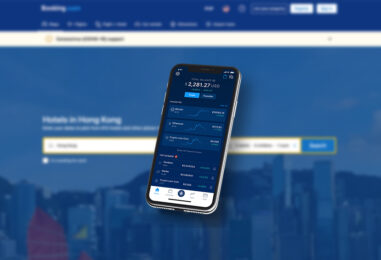 Crypto.com Ties up With Booking.com to Offer Travel Discounts