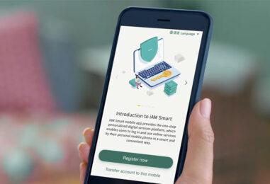 HKMA Urges Financial Institutions to Leverage New Digital Identity Platform iAM Smart
