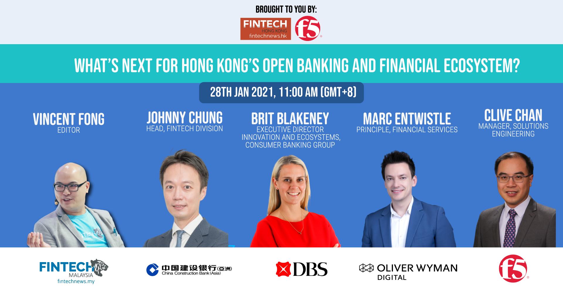 Open Banking Hong Kong 2021