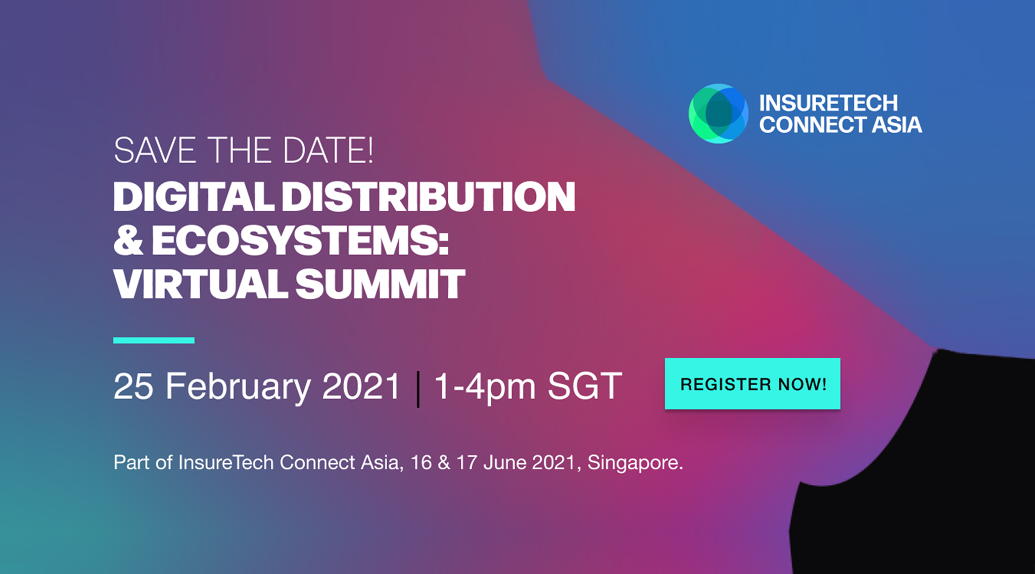 InsureTech Connect Asia Launches Its Digital Distribution & Ecosystems Summit-
