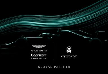 Crypto.com Inks Deal With Aston Martin Formula 1 Team