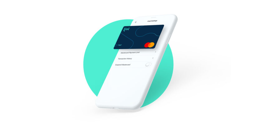 Virtual Bank Livi Partners With Mastercard to Unveil a New Virtual Debit Card