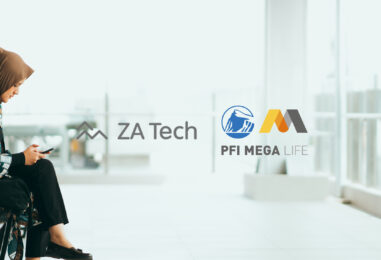 ZA Tech Partners With Prudential's Indonesian Joint Venture