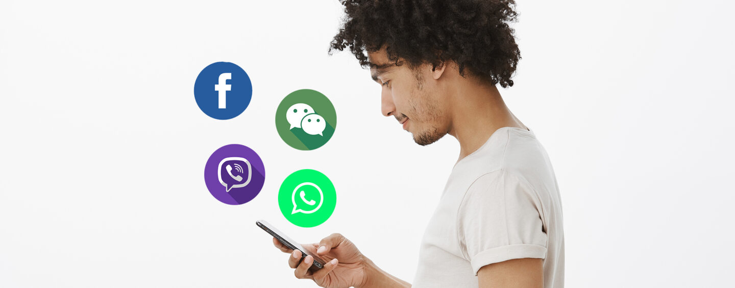 APAC Consumers Turn to Social Media as Main Channel for Customer Support