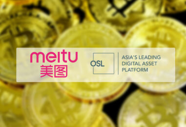 Hong Kong's OSL Facilitated Meitu's US$ 10 M Bitcoin Transaction