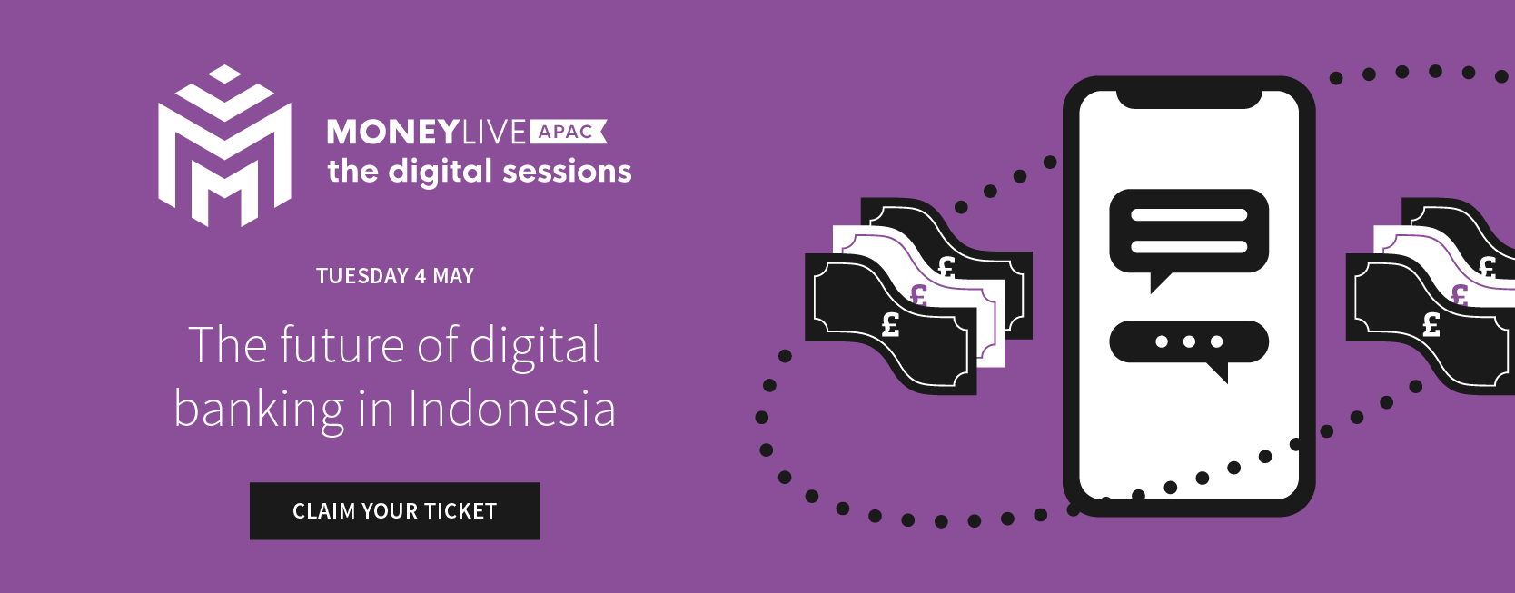 MoneyLIVE APAC digital session