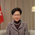Chief Executive Mrs. Carrie Lam