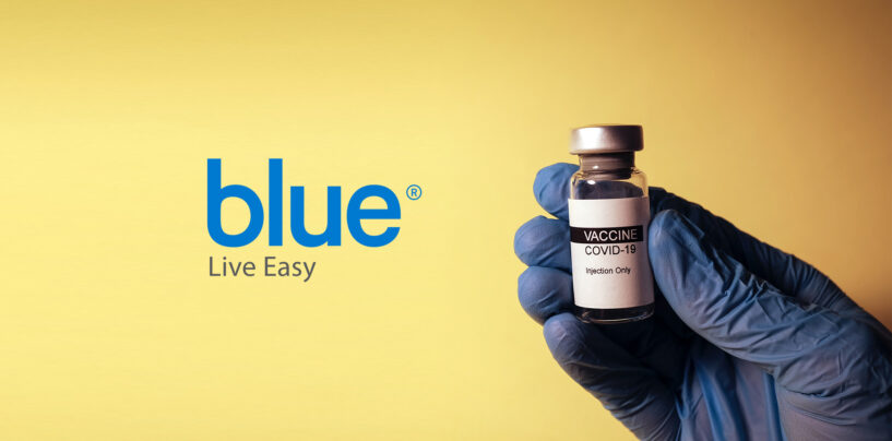 Digital Insurer Blue Rolls Out Post-Vaccination Protection Campaign