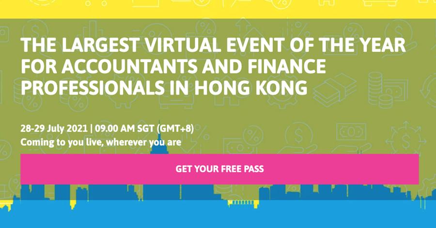 Accounting & Finance Show Hong Kong 2021