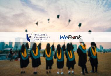 WeBank Ties up With Singaporean University to Nurture Blockchain Innovation