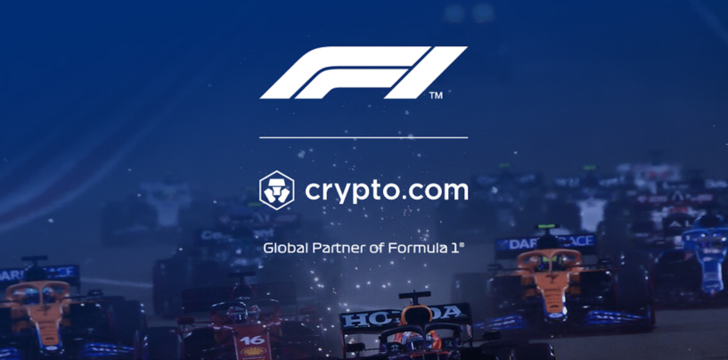 Crypto.com To Develop Exclusive NFTs In Partnership With Formula 1