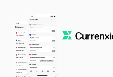 Cross-Border Payments Firm Currenxie Pulls in US$10 Million From Series A Fundraise