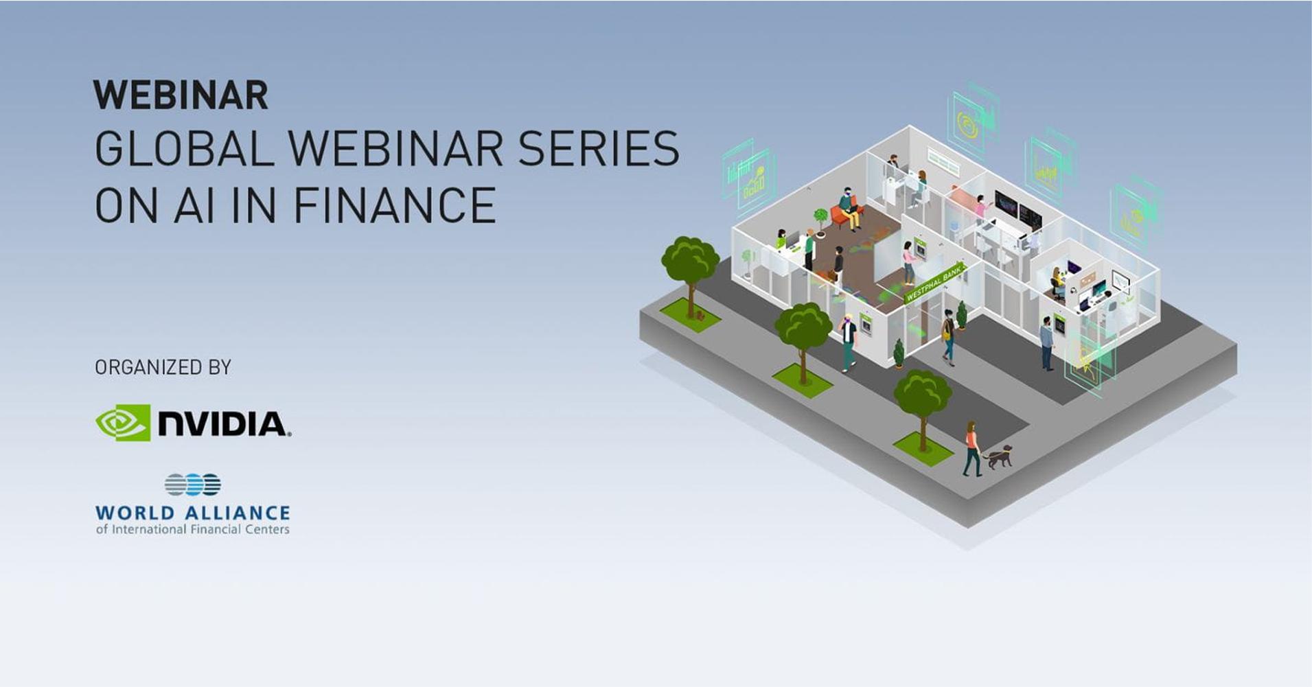 Global Webinar Series on Artificial Intelligence in Finance: Focus on Asia