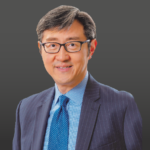 Peter Yan, Chief Executive Officer of Cyberport
